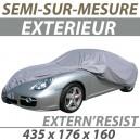 Housse ExternResist semi-sur-mesure en PVC pour protection à l'extérieur (10C)