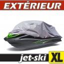 Housse protection Jet-Ski Taille XL en PVC gris
