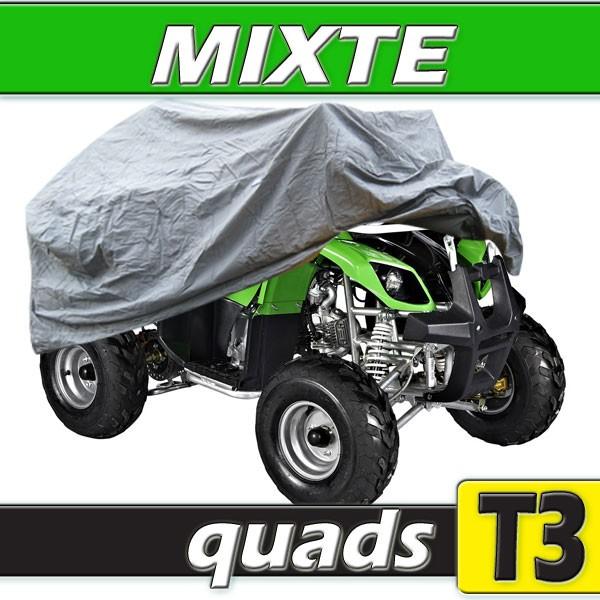 Housse protection quad taille t3 en polyester for Housse pour quad