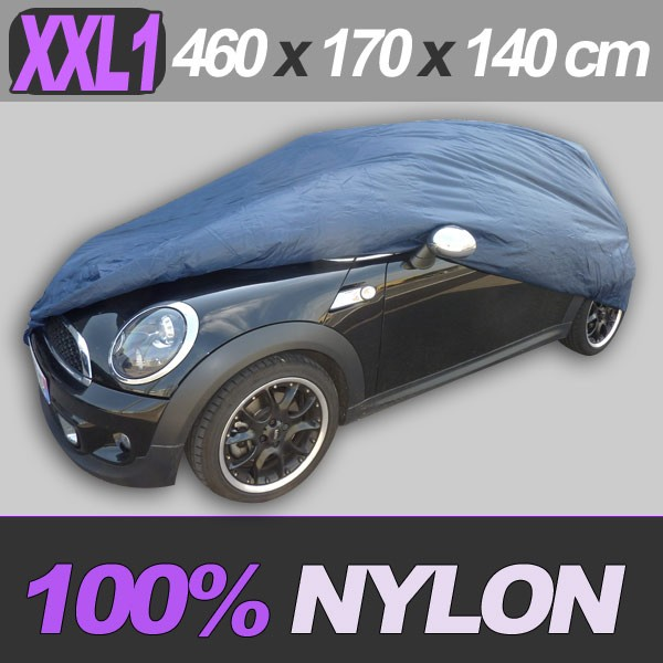 bache de protection coffre voiture taille 1 customagic. Black Bedroom Furniture Sets. Home Design Ideas
