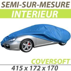 Bache intérieure semi-sur-mesure en Polypropylène COVERSOFT - Bache voiture : Housse protection Nissan Note