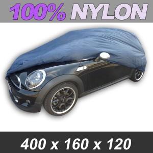bache de protection auto pas ch re en nylon taille s. Black Bedroom Furniture Sets. Home Design Ideas