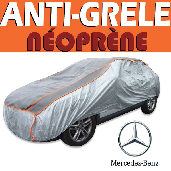 housse anti gr le en n opr ne b che protection mercedes 250 sl w113. Black Bedroom Furniture Sets. Home Design Ideas