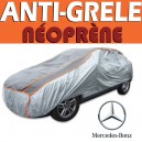 Housse anti-grêle en néoprène, bâche protection (Taille XL)