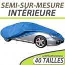 Housse intérieure semi-sur-mesure en Polypropylène - Housse auto : Bache protection voiture