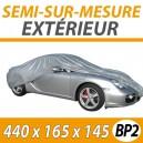 Housse extérieure universelle en PVC Taille BP2 - Housse auto : Bache protection voiture