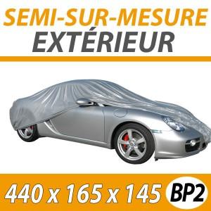 Housse bache extérieur de protection pour auto taille 2